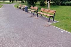 Alaunpark Dresden, Parkerweiterung