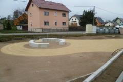 Außenanlagen Dorfgemeinschaftshaus Großerkmannsdorf